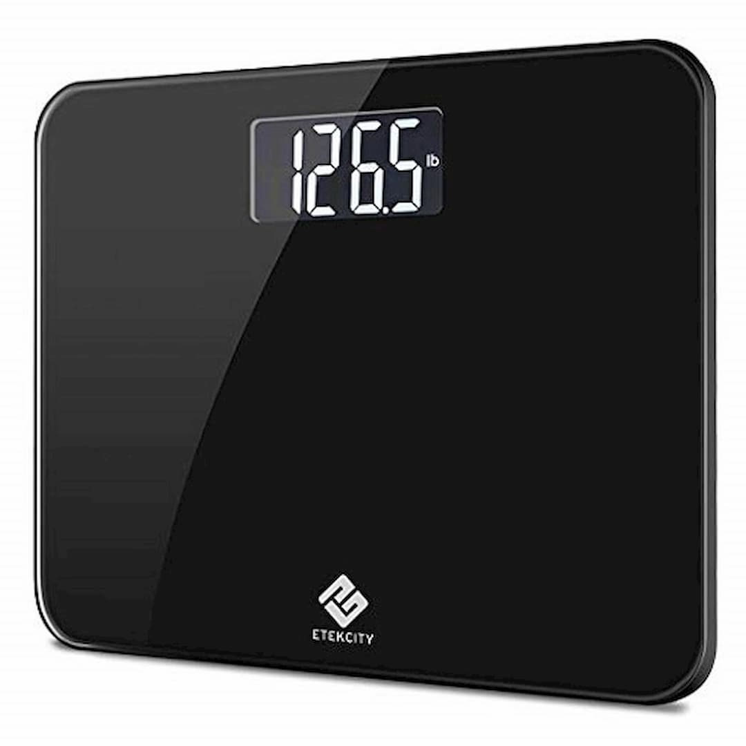 Etekcity Bathroom Scale Review 1