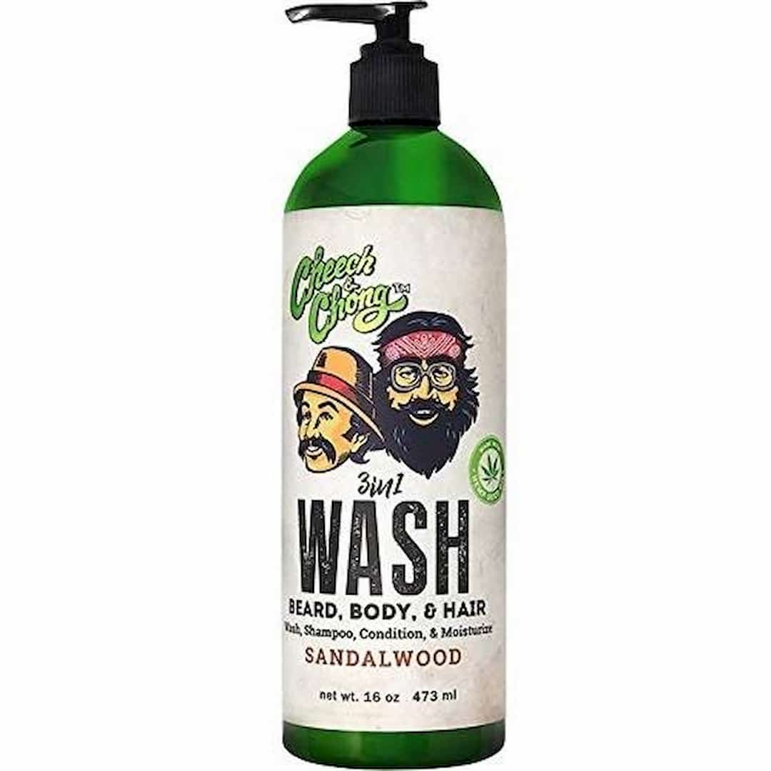 Cheech And Chong's 3-In-1 Wash