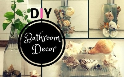 How To Guide: DIY Bathroom Decorations