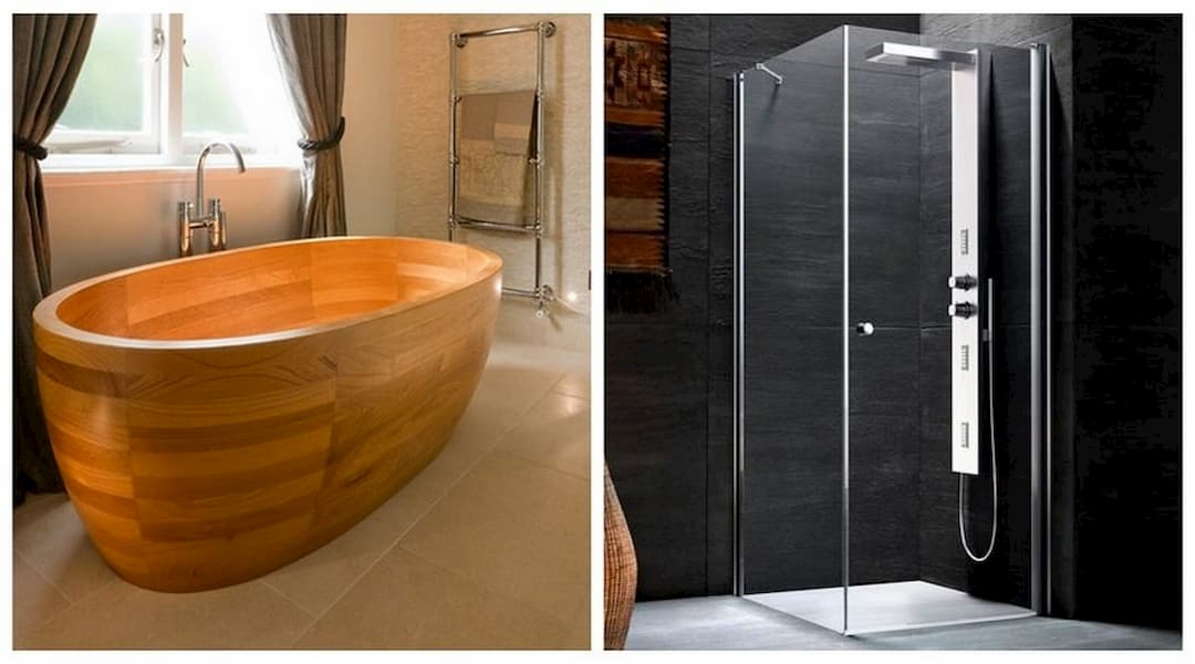 The Ultimate Question: Bath Or Shower