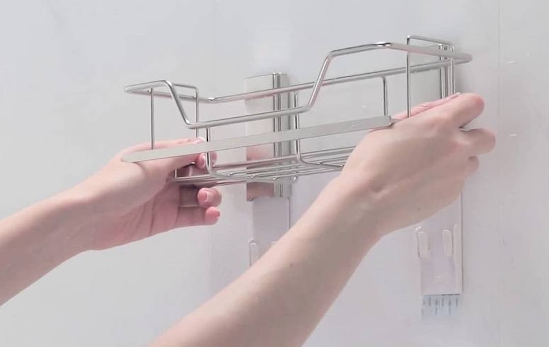 Shower Caddy Mounting