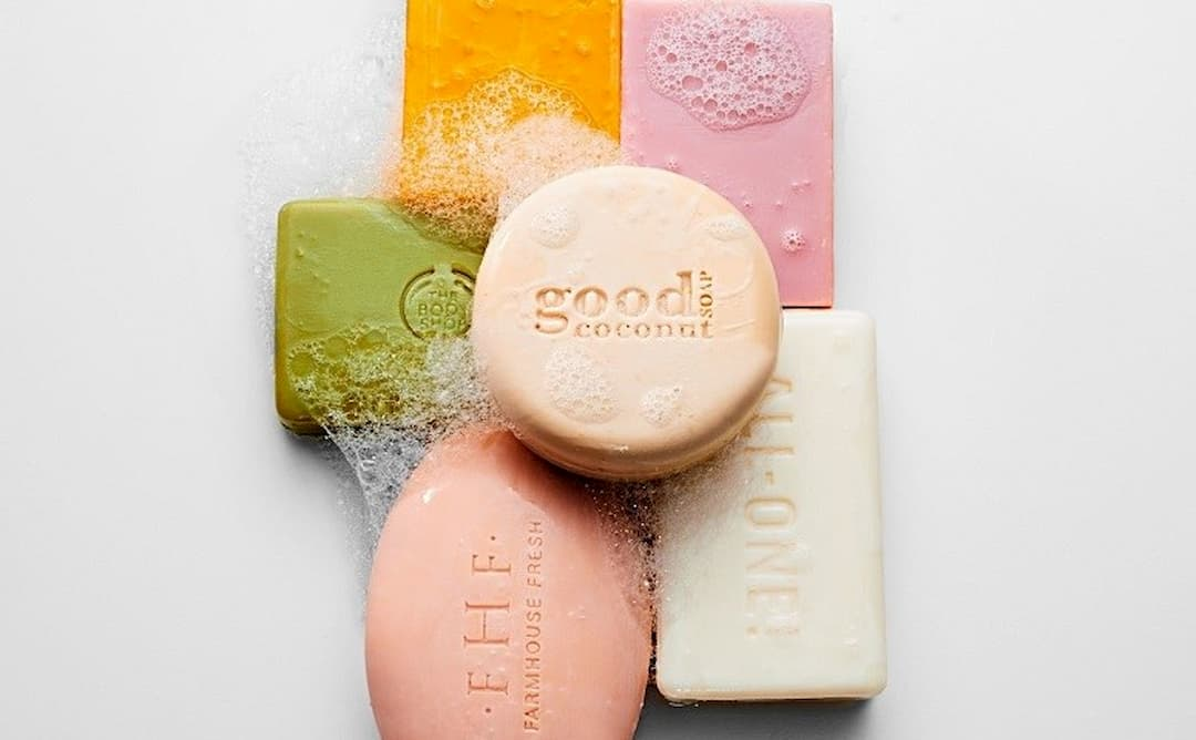 Different Soap Bars