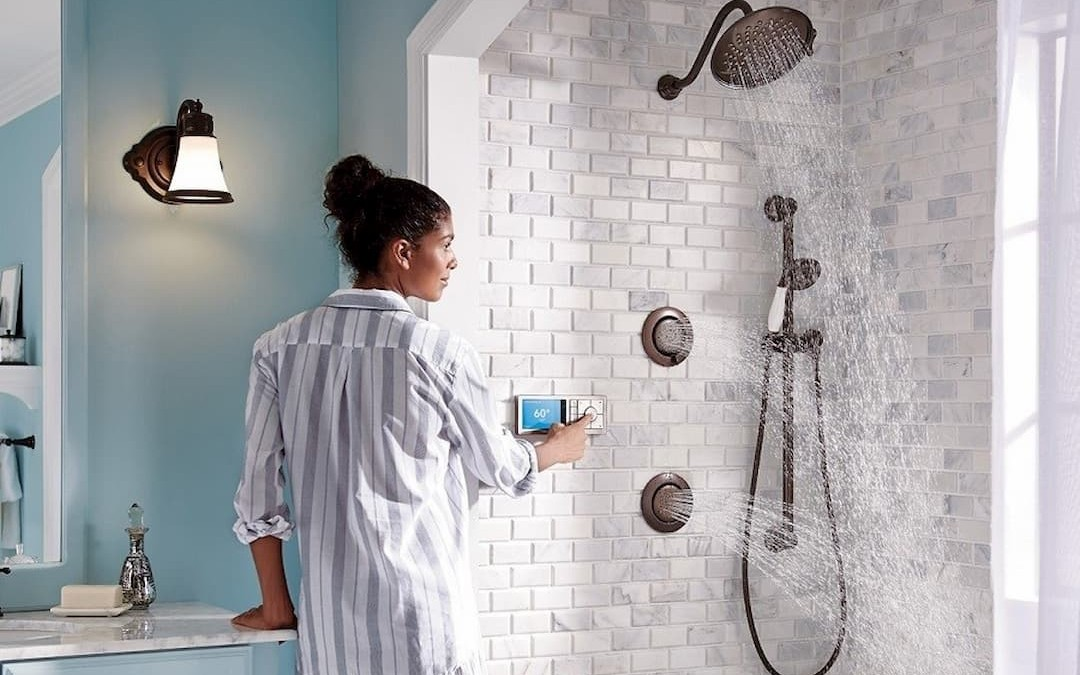 Bringing Technology To The Bathroom: Introducing Smart Showers