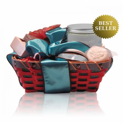 The perfect anti-ageing spa gift basket for any moment
