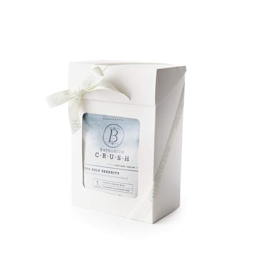 Fice pack Crush Bath Soak Gift Set