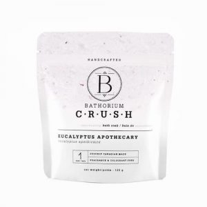 Picture of the Eucalyptus Apothecary Bath Soak in a white background