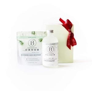 Relaxing Rejuvenation Bath Gift Set for any bath lover