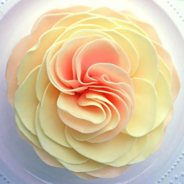 Juliet's Dream Garden Rose Sunset Flower Soap