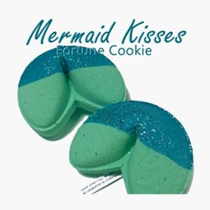 Mermaid Kiss Fortune Cookie Bath Bomb